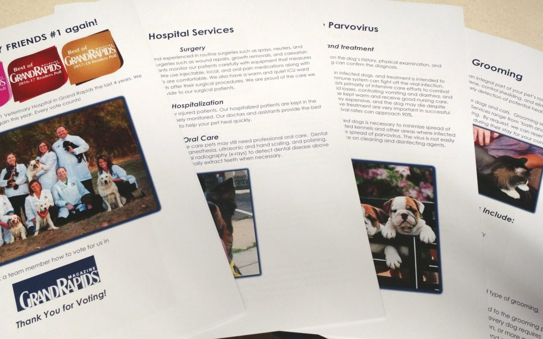 Check out our informative binders
